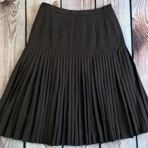Brooks Brothers Size 8 100% Wool Skirt